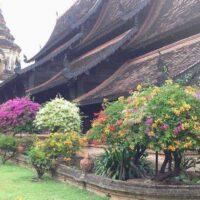 タイの美しい寺院
